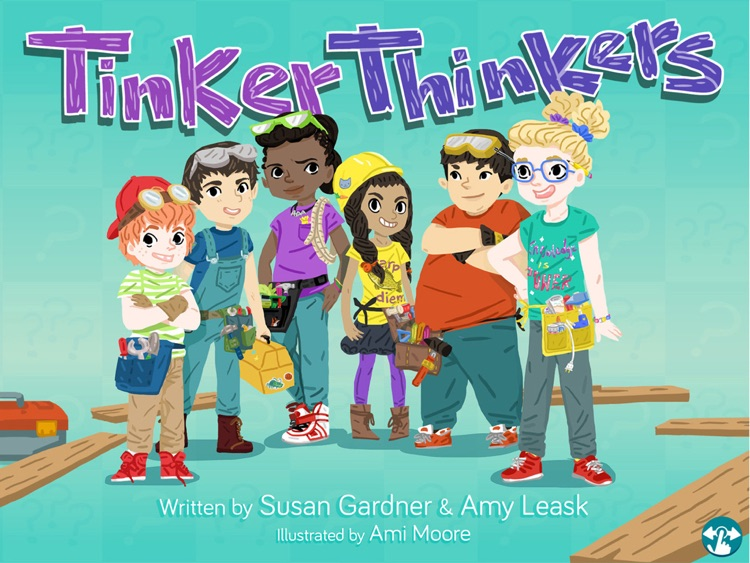 Tinker Thinkers screenshot-0
