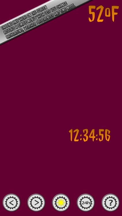 Bouncy Clock Free screenshot-3