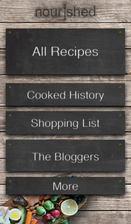 Nourished - Grain-Free Recipes
