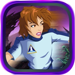 Alien Run - Extreme Outer Space Saga Running Game