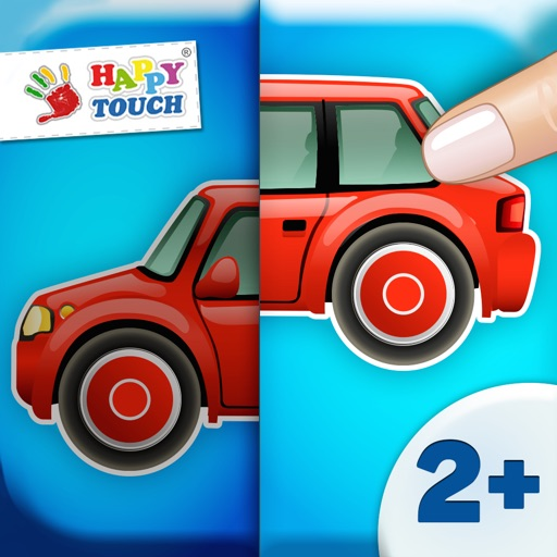 Cars Mixing Game for Kids (by Happy-Touch) Free
