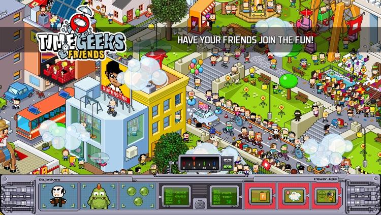 Time Geeks & Friends screenshot-3