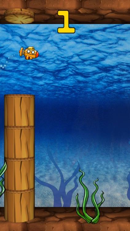 Splashy Sub - Underwater Game screenshot-3
