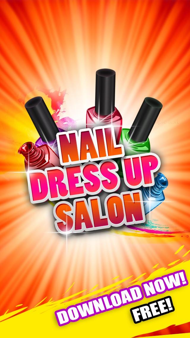 Nail Dress Up Salon! by Free Maker Games hack tool