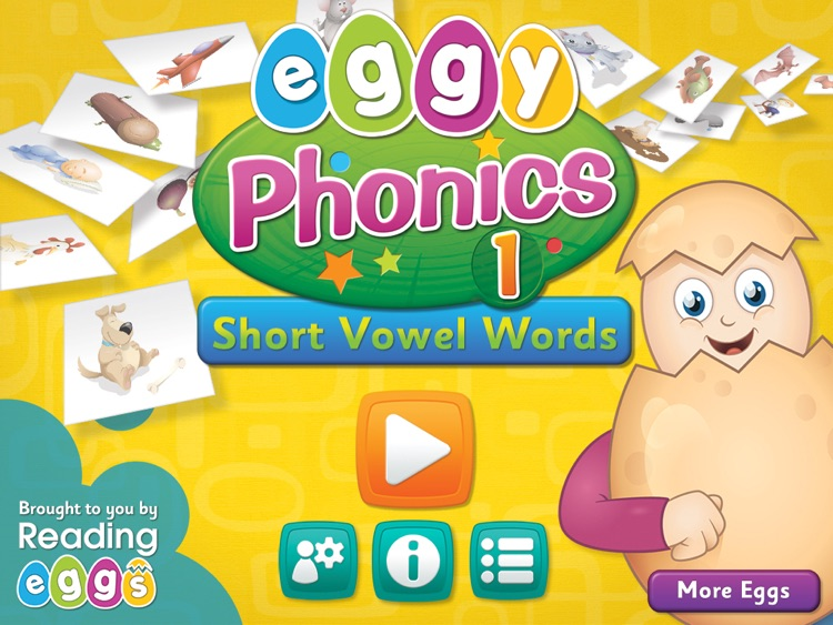 Eggy Phonics 1 screenshot-0