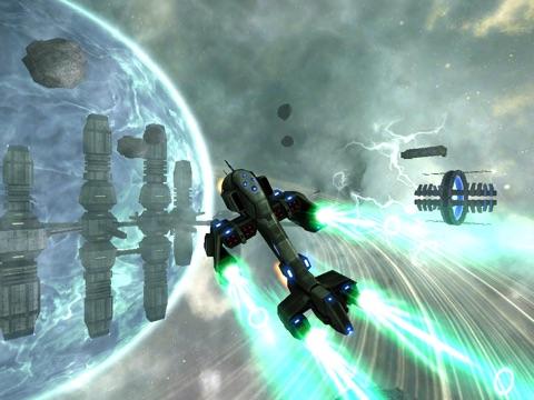 Скачать игру Galaxy on Fire 2™