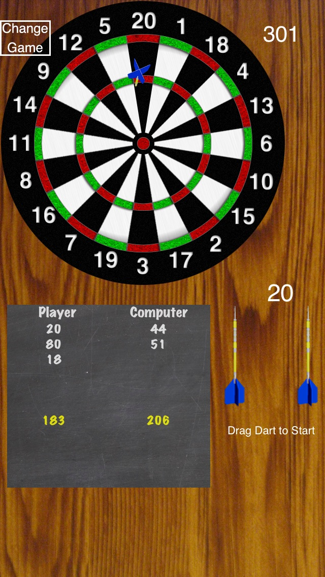 Pro Dartsのおすすめ画像2