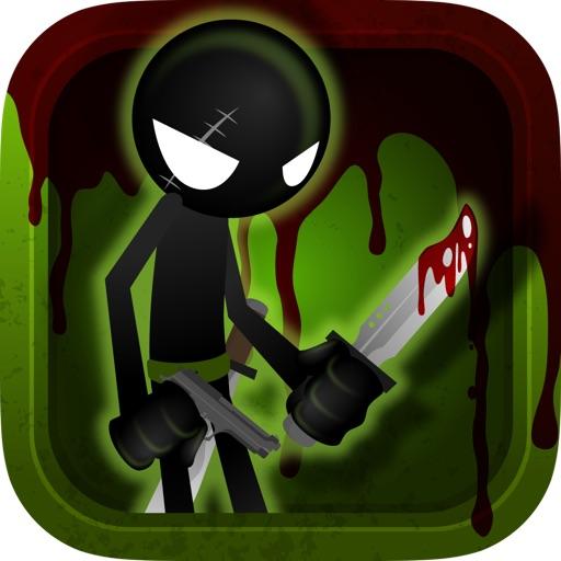 A Stickman Zombie Killer HD - Full Version