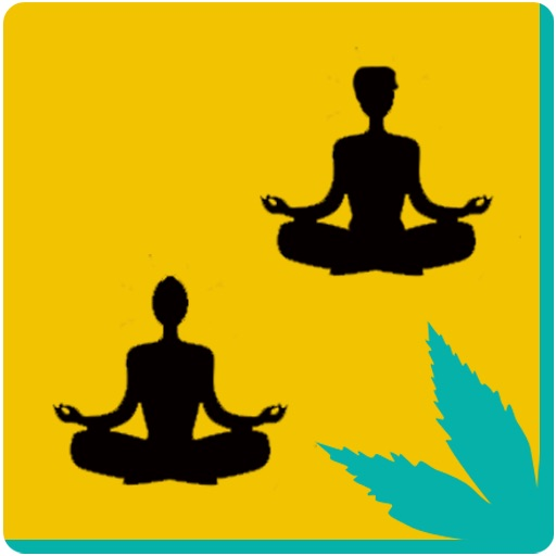 Partner Yoga icon