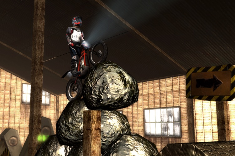 Xtreme Wheels Free screenshot-3