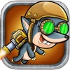 Rocket Rodents - FREE Steampunk Racing JetPack Game - iPadアプリ