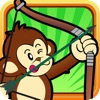 My Baby Monkey with a Bow : Sherwood Forest Tiny Fruit Shoot With a Cute Little Pet from the Zoo