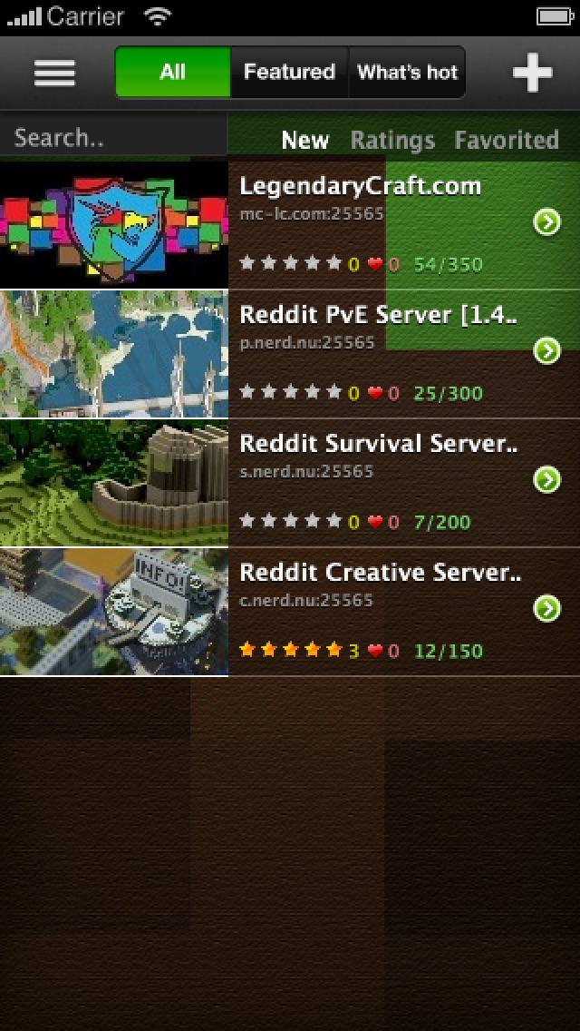 Servers Pro For Minecraft - by JN Interactive AB - Strategy Games Category  - 360 Reviews - AppGrooves: Discover Best iPhone & Android Apps & Games
