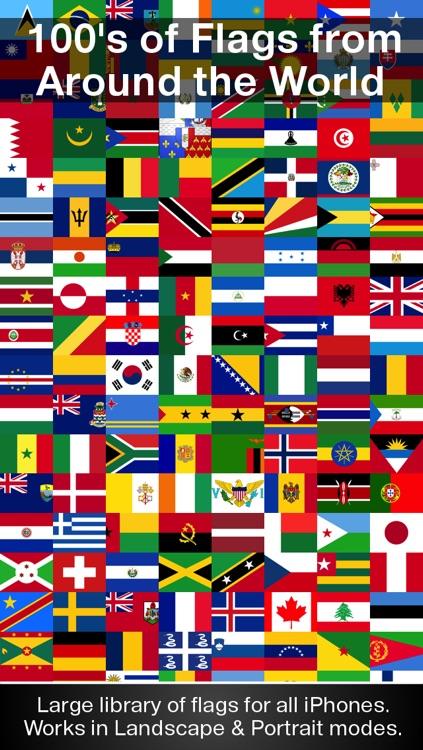 World Flag Wallpapers & Backgrounds screenshot-1