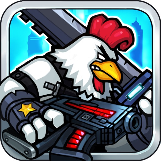 Chicken Warrior : Zombie Hunter