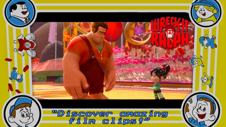 Wreck-It Ralph Storybook Deluxe screenshot-3