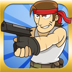 Adventurambo - Jumping Jungle Survival Puzzle Adventure Game