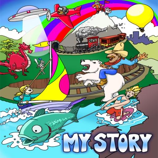 My Story App icon