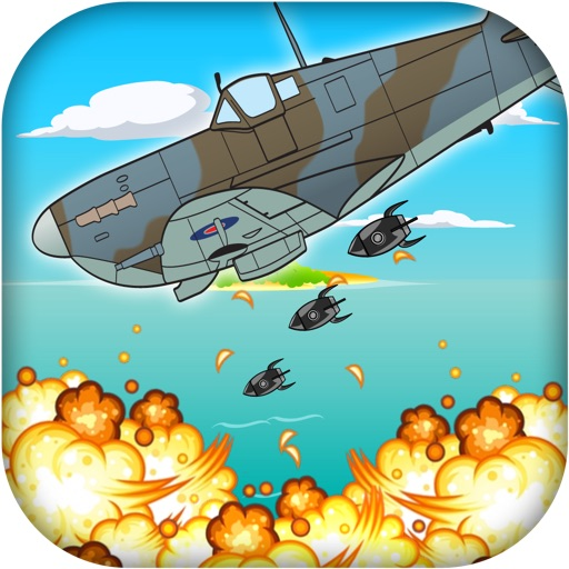 Military Boom Bombers - Extreme Beach Planes Blaster Mayhem
