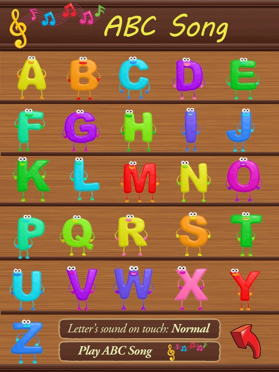 ABC Tracer with words and phonics free - HD screenshot-4