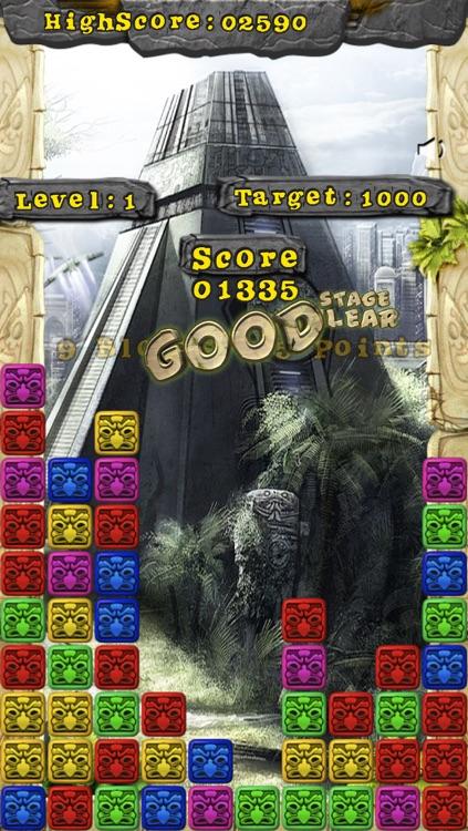 Totem Blocks Lite screenshot-3