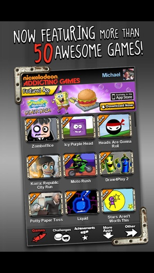 Addictinggames on the app store iphone screenshots gumiabroncs Choice Image
