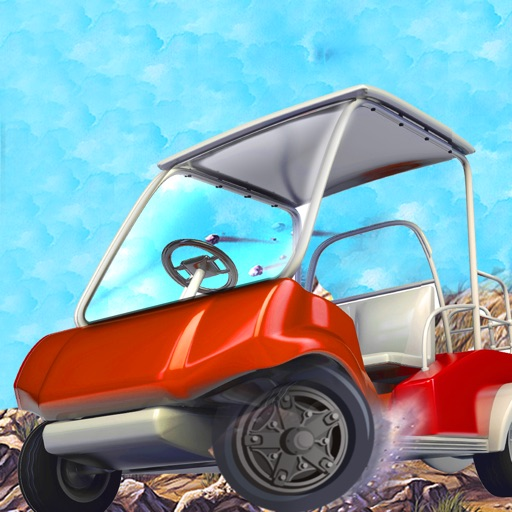 A Golf Cart Race icon