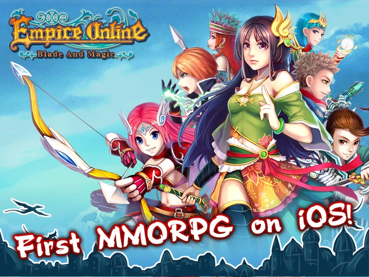 Empire Online (Classic MMO) HD