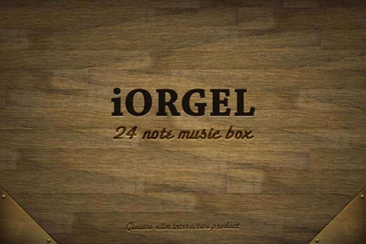 iOrgel screenshot-4