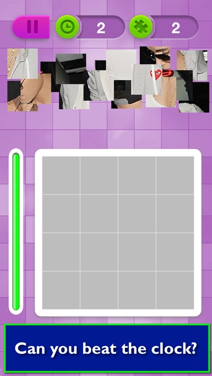 Puzzle Dash: Justin Bieber Edition - the Ultimate Fan Test & Quiz Game
