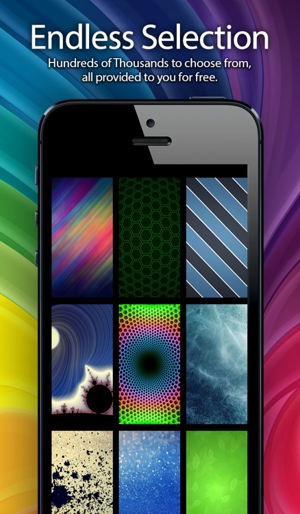 Wallpapers 2 for iOS 7 screenshot-1
