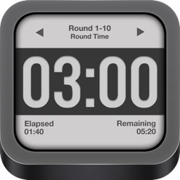 Round Timer - For Fitness and Workouts