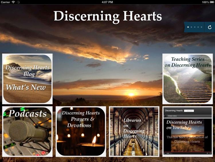 Discerning Hearts for iPad