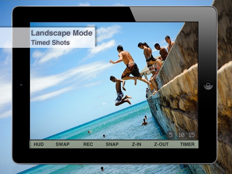 Professional Camera Lite for iPad screenshot-4