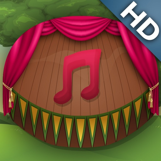 Musical Instruments PRO by ABC Baby - Learn Sounds and Names of Popular Instruments - 4 in 1 Educational Game for Preschool Kids icon