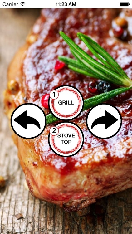 My Steak Timer Pro - Cook Steak Like A Chef!