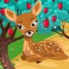 アクティブ! 森の動物と子供のための学習ゲーム