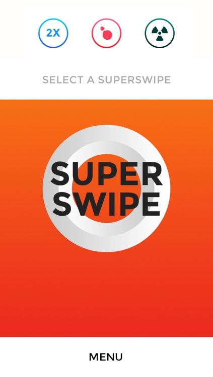Super swipe