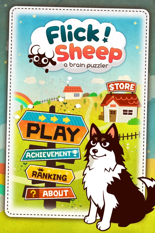 Flick Sheep! screenshot-4