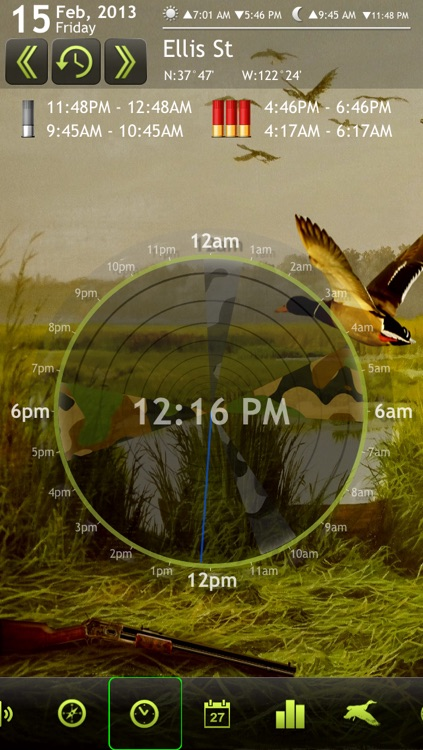 Duck Hunting Deluxe screenshot-0