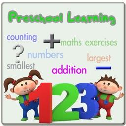 Preschool Learning Maths FREE