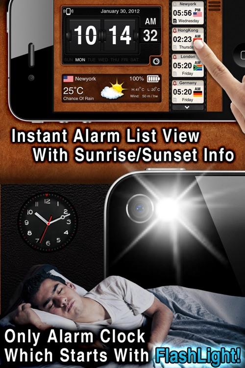 Business Alarm Clock screenshot-3