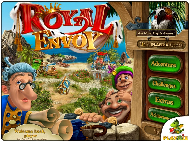 Royal Envoy HD screenshot-3