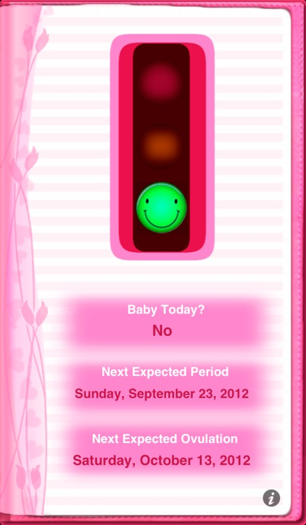 Maybe Baby 2016 Lite - Fertility / Ovulation Diary, Period Tracker, Menstrual Calendar, Pregnancy & Gender Predictor screenshot-0