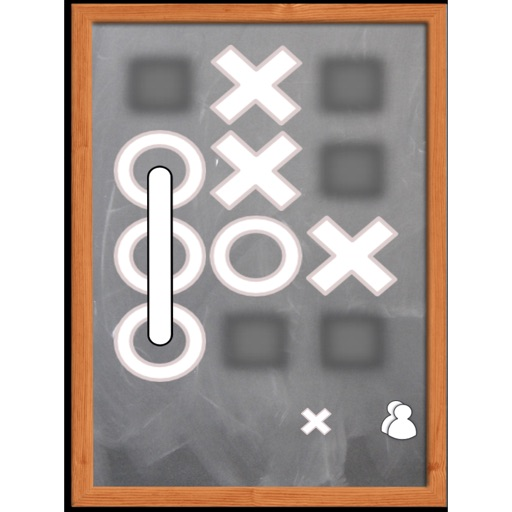 000XXX Tic Tac Toe BB HD icon
