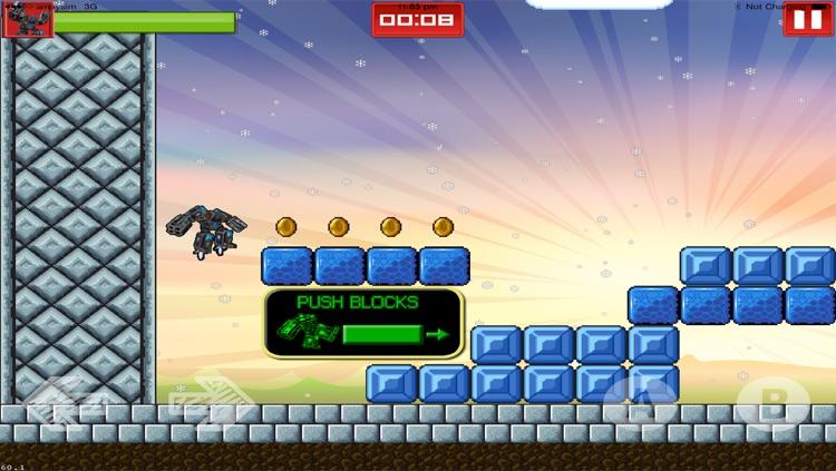 Boris Bot Shootem - The One Armed Bandit Free screenshot-3