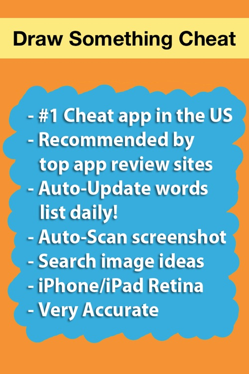 Cheat! for Draw Something screenshot-0