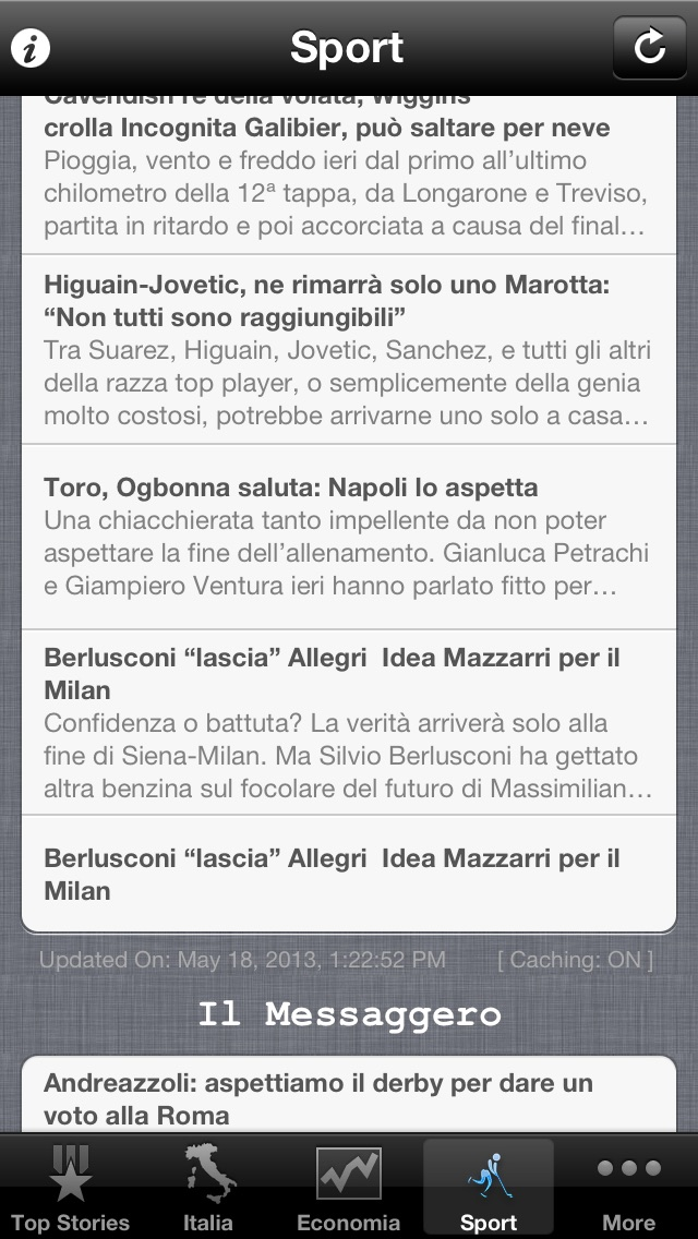 Italy News, Italian N... screenshot1