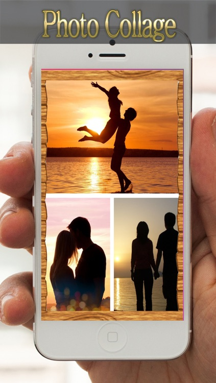 Photo Joiner Free App - You Pic Collage & Image Frame