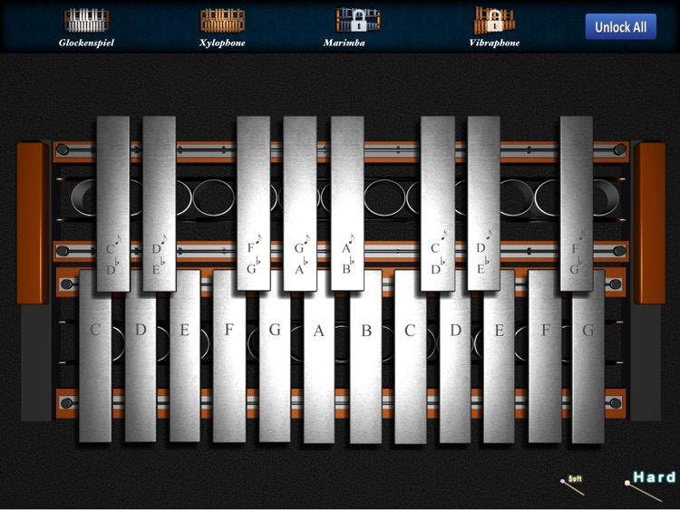Xylophones HD screenshot-2